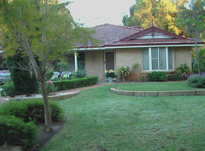 Beenyup Brook Bed & Breakfast, vacation rental in Perth Hills
