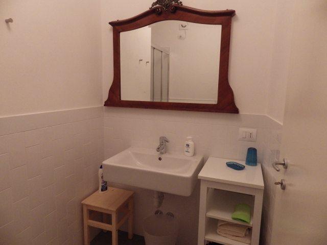 The second bathroom