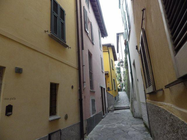 XX September Street where is located Rose House. Typicall Street of Historic center