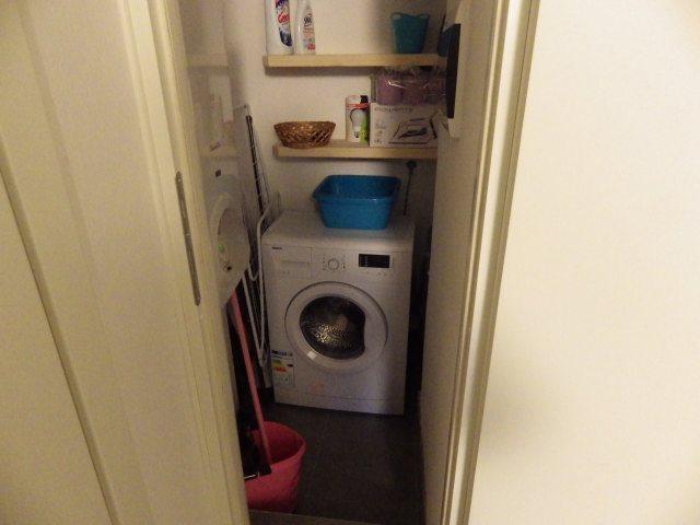 Laundry with washing machine