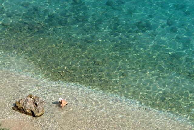 Glyfa plage tout près de villa stefanos