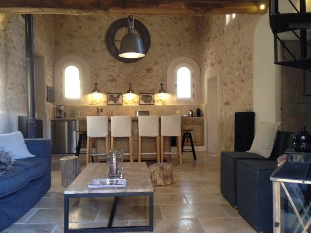Séjour de la chapelle du Domaine Saint Sauveur à Grasse
