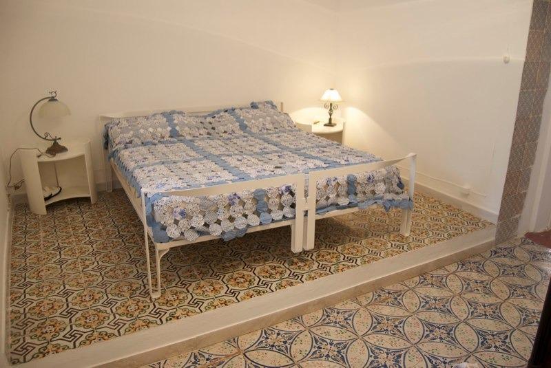 Stanza da letto Casa Blu