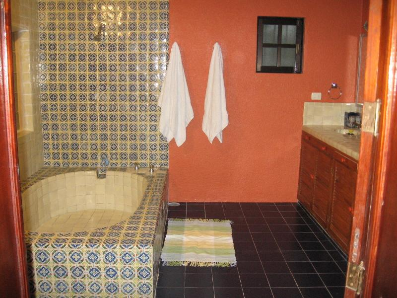 Main Floor Master Bathroom