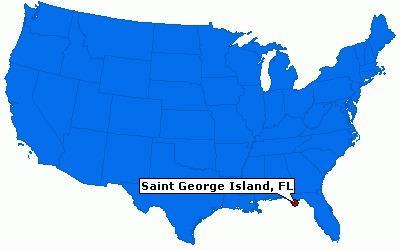 SGI est dans le Panhandle de Floride.   Hivers chauds