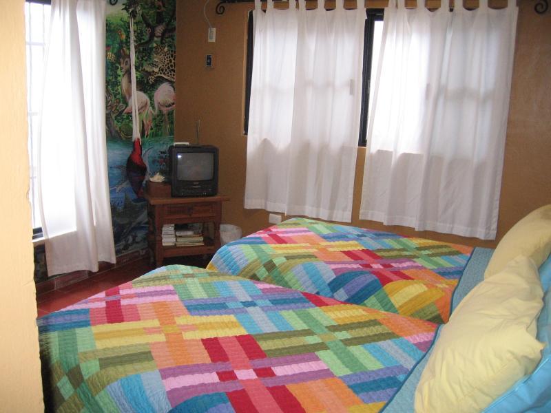 Main Floor Twin Bedroom