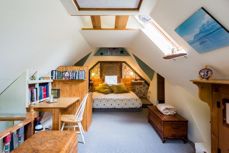 Bedroom 5 Attic Loft King