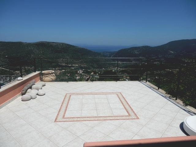 'Daphnae II Ithaca House'  Peaceful-wonderful view, holiday rental in Ithaca