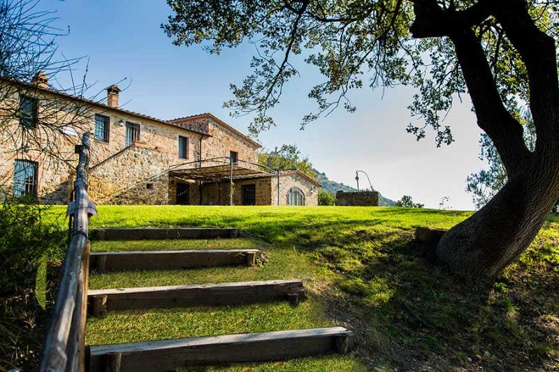 La Giocosa La Giocosa, vacation rental in Montalcino