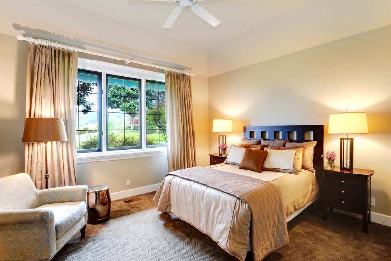 West Gäste Suite # 2 w / französisches Bett