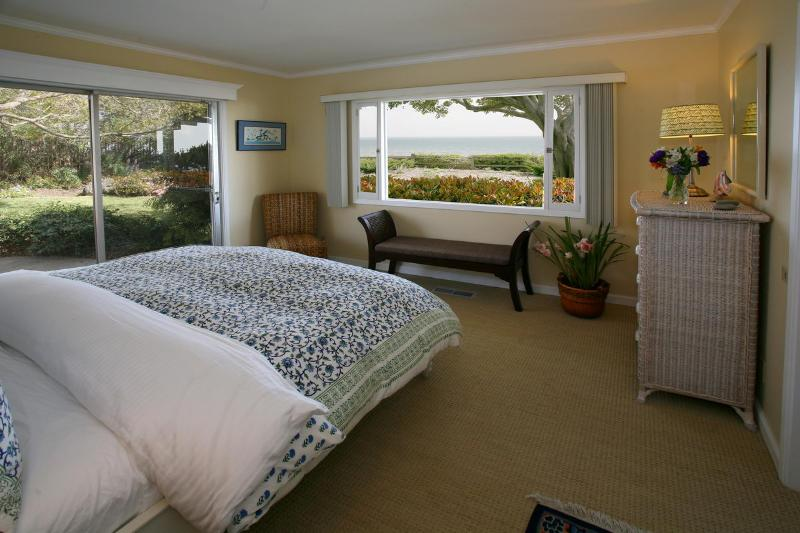 Slaapkamer # 3 met spa net buiten