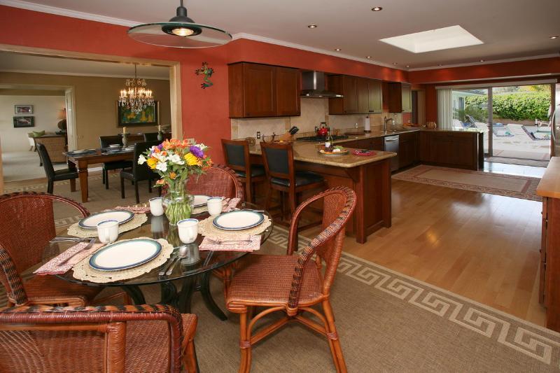 Ontbijt Room off Kitchen