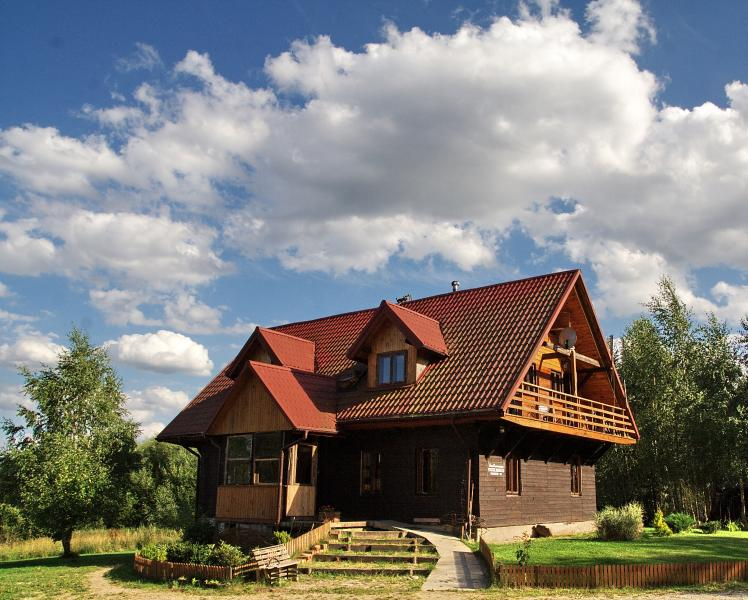 Pension Rominter Hiede Agroturystyka Puszcza Romincka, vacation rental in Szwalk