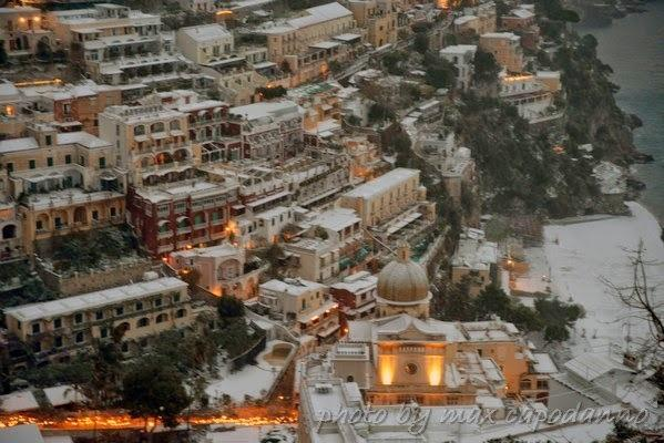 31/12/2014 SNOW IN POSITANO