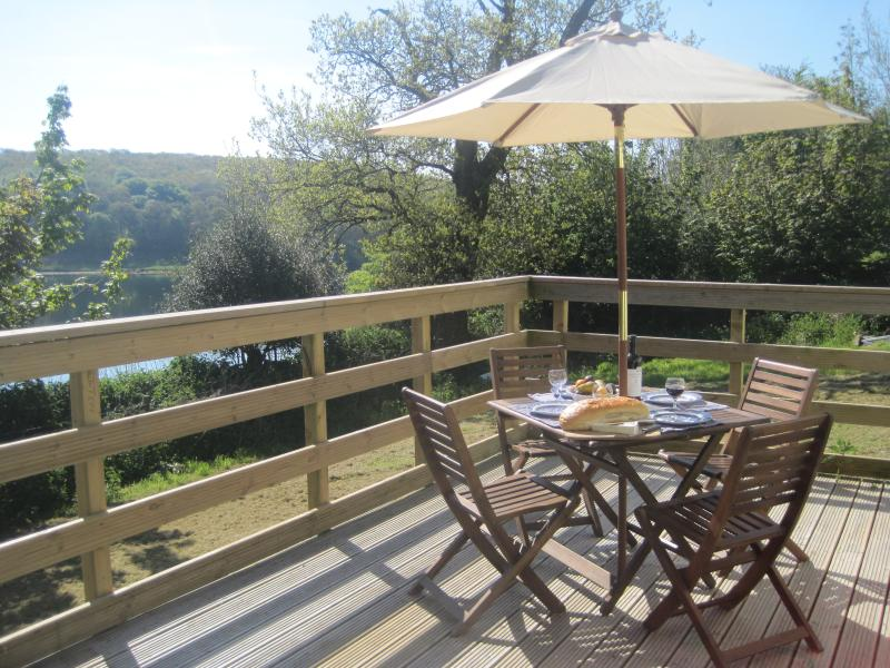 Wimbleball Holidays Mobile, vacation rental in Exmoor National Park