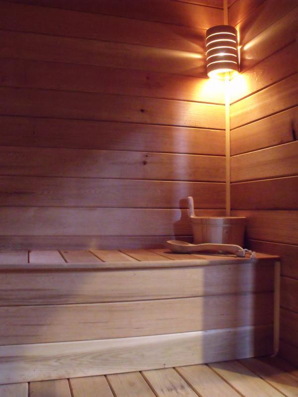 Sauna Facilities
