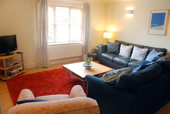 Sitting room, Kestrel House
