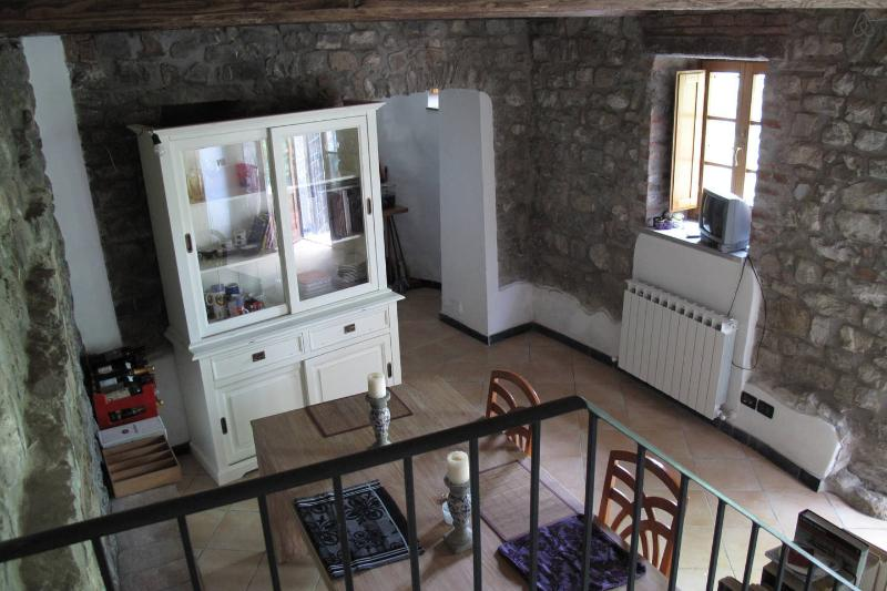 A charming 100 sqm house in Tuscany, vacation rental in Giucano