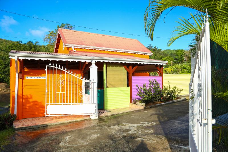 Bungalow les Bananiers, vacation rental in Deshaies