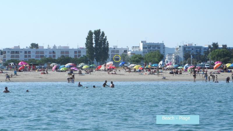Algarve, Tavira, Fuseta beach, aluguéis de temporada em Fuseta