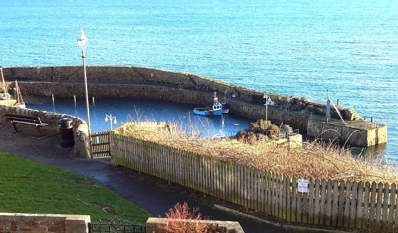 Crail Harbour View  --  Crail Fife Scotland, alquiler vacacional en Crail