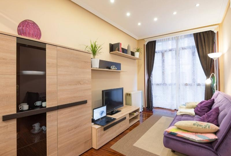 Apartamento Artekale  ,casco viejo  parking opcional, location de vacances à Bilbao