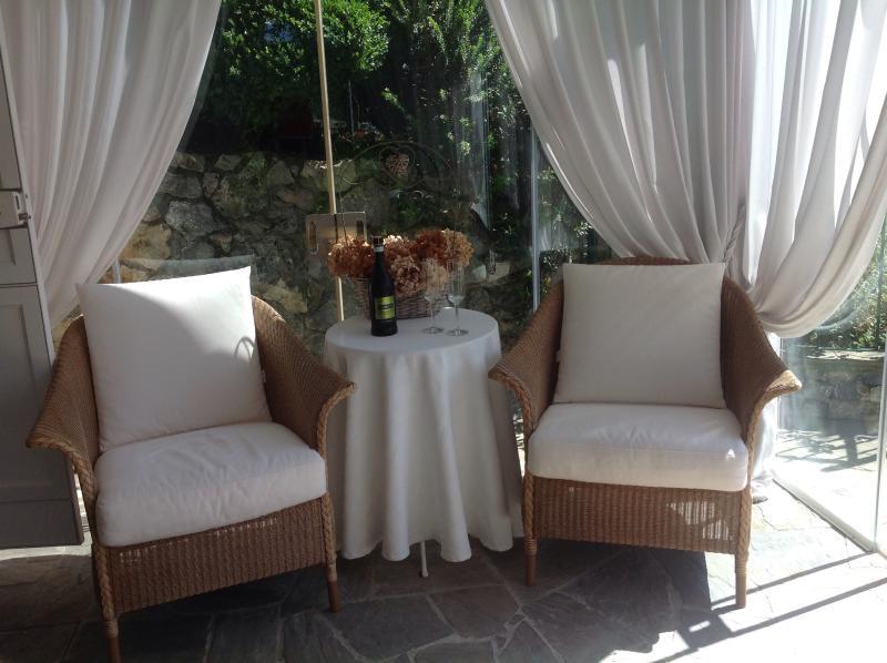 Angolo relax veranda