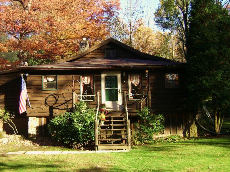 Beechwood Cottage is a great year 'round destination in the Laurel Highlands