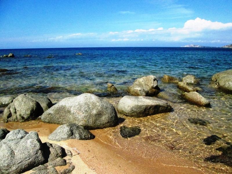 Spiaggia - Cala Piscina