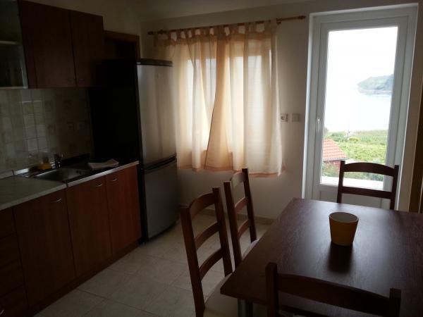 apartmani a2+1(b), vacation rental in Lumbarda