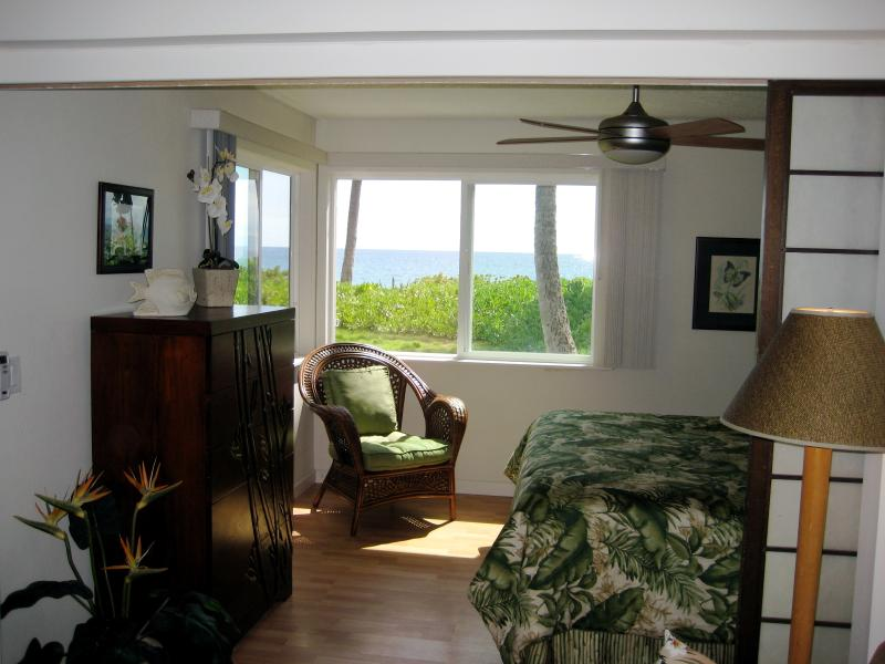 Oceanfront Bedroom - Let the Sound of the Waves Lull You to Sleep!