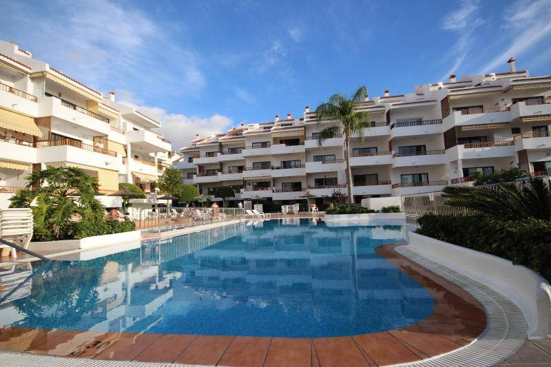 Apartment in Los Cristianos, sea view, holiday rental in Los Cristianos