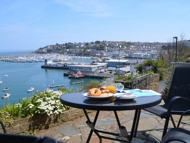Spectacular seaviews from the property