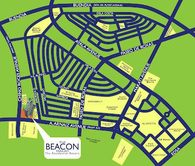 The Beacon Location