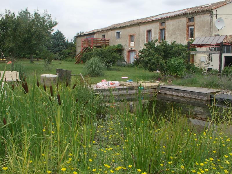 Gite les Loriots, holiday rental in Aude