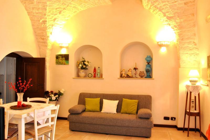 Trullo Armonia, vacation rental in Alberobello