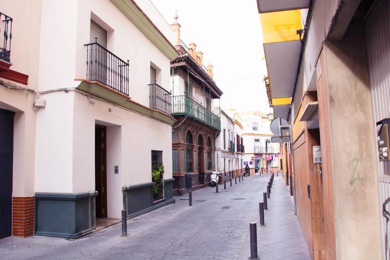 Calle apartamento
