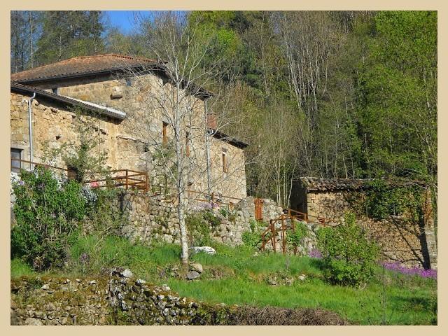 La maison, ancienne ferme du XVIIIeme siècle