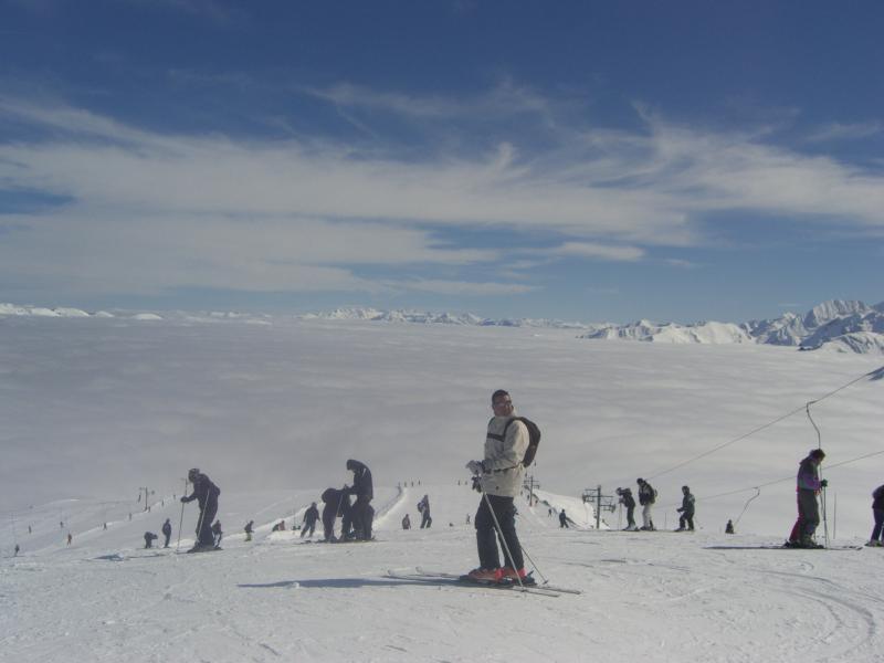 Breathtaking Ski Slopes of St Lary