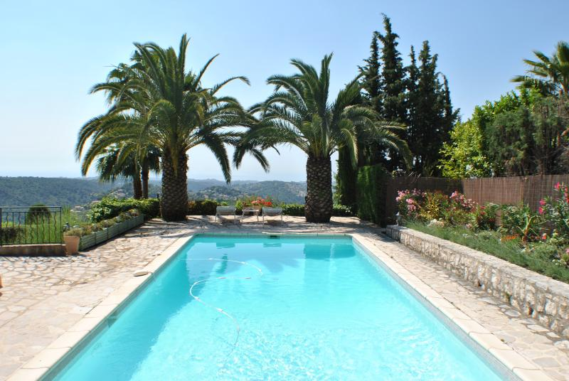 Villa Le Cougnet, Ferienwohnung in Vence