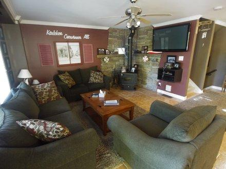Living Room- Main-floor