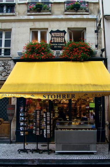 Around the corner - Stohrer landmark pastry and caterer