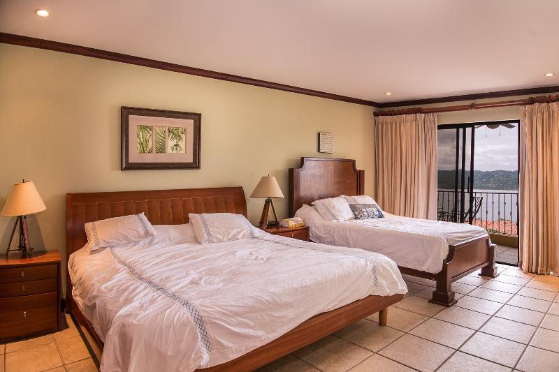 Chambre à coucher - vue sur l'océan de toutes les chambres