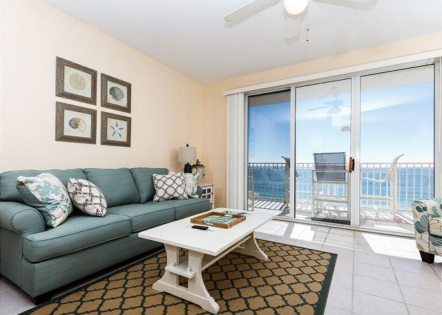 Take a seat and enjoy the marvelous views this 6th floor condo o