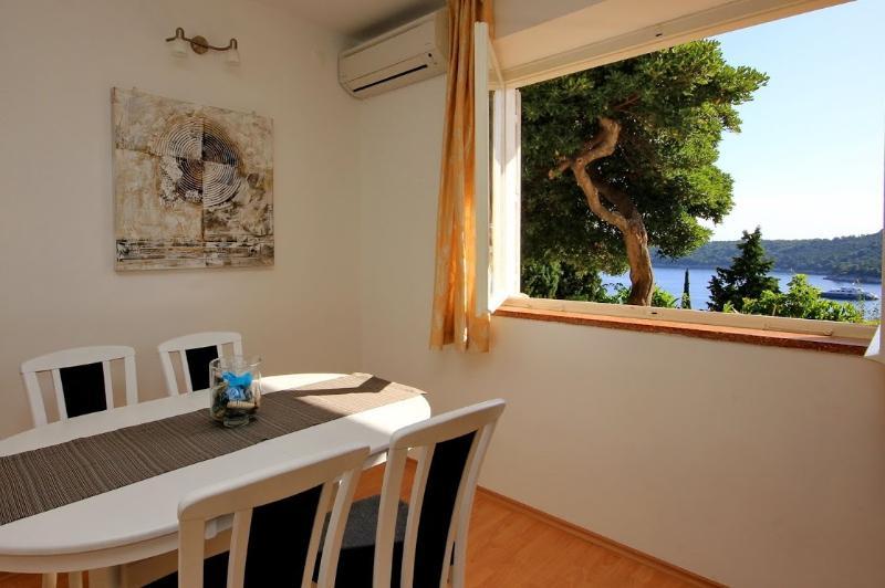 Apartment 2+1 (Island Lokrum view), Dubrovnik, holiday rental in Ploce