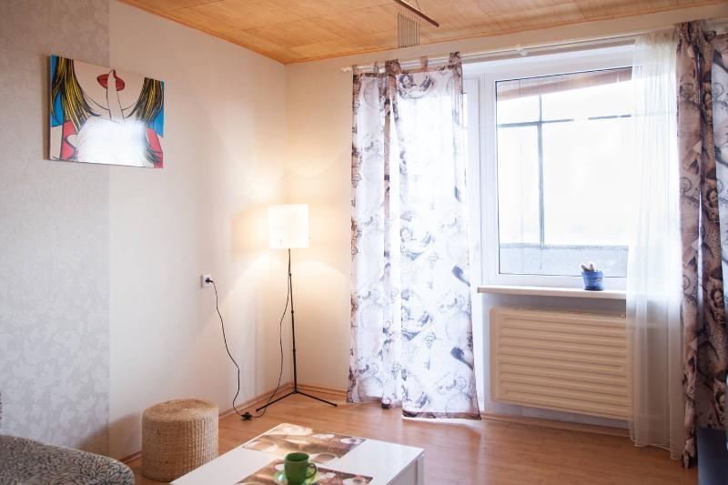 Stylish flat, alquiler vacacional en Condado de Kaunas