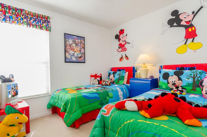 Disney Themed Bedroom