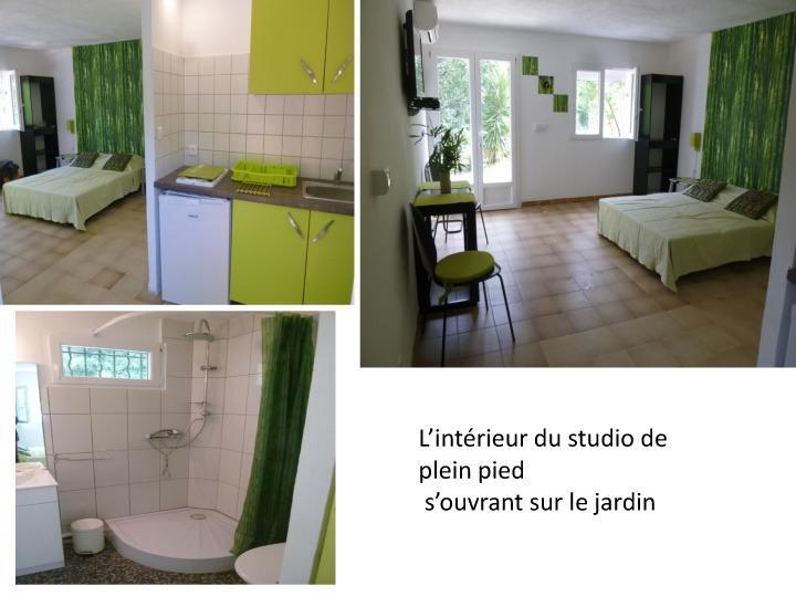 Studio  Villa les mésanges, vacation rental in Port Grimaud