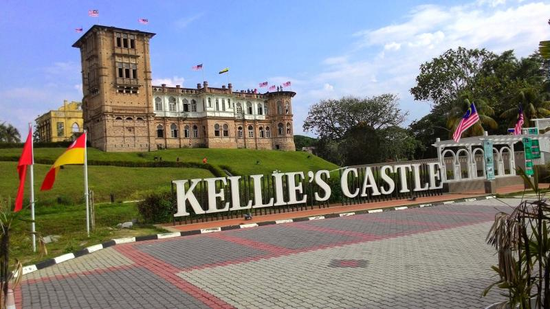 un des lieux historique dans Perak