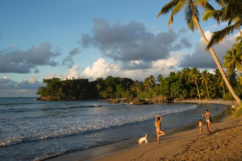 Schöne Playa Bonita